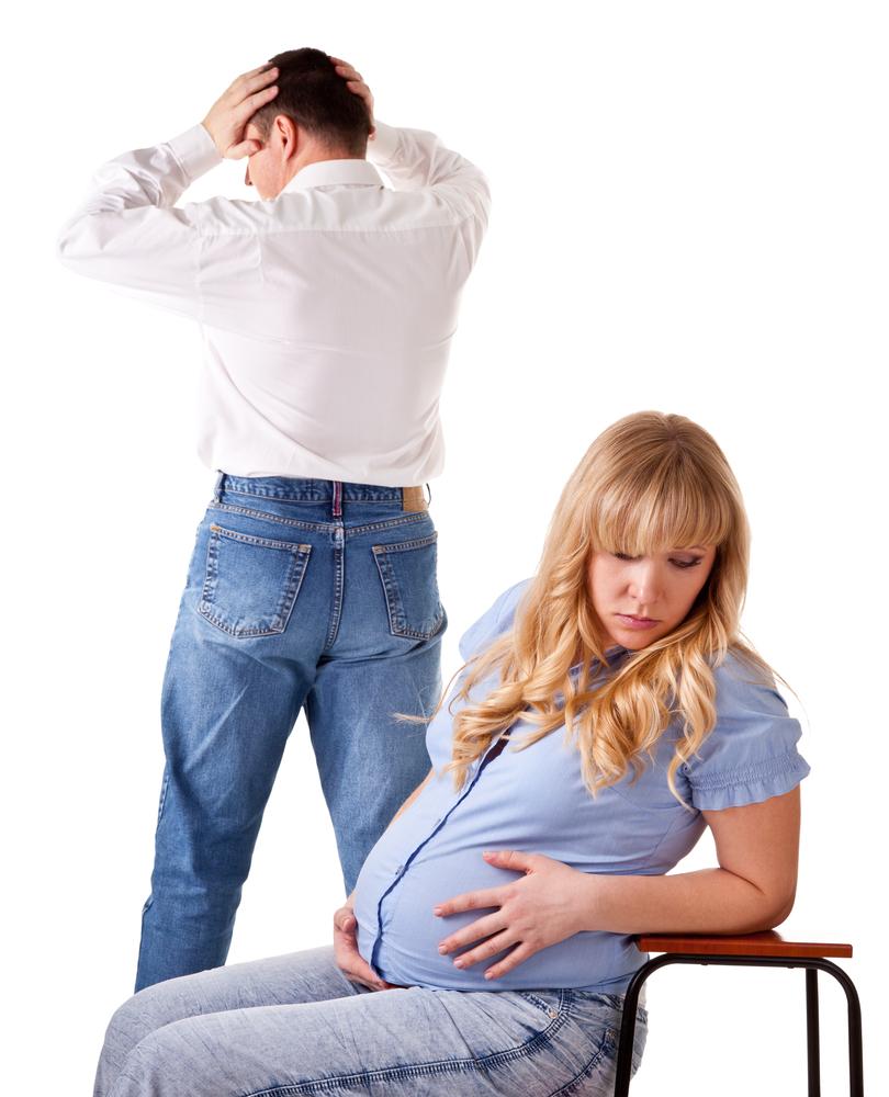 Секс время беременности 11 фотография