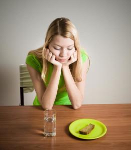 dieta podrostok