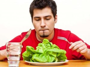 Как правильно похудеть мужчине