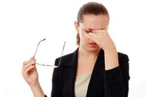 Что делать если болят глаза